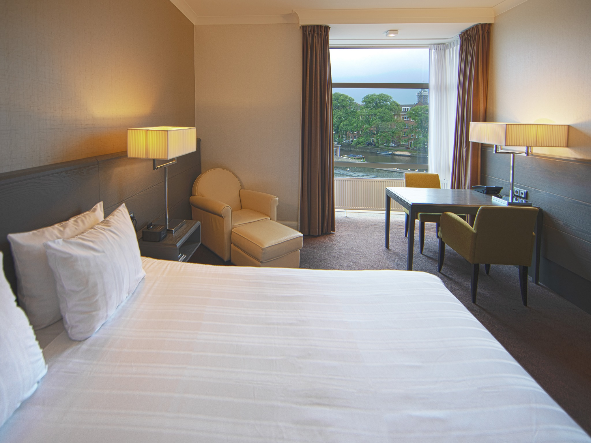 Executive room with Harbour View